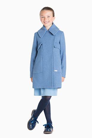 TWINSET Girl    AI16    Abbigliamento 6-16 anni    Cappotto Panno    GA62PA a5375ab87617