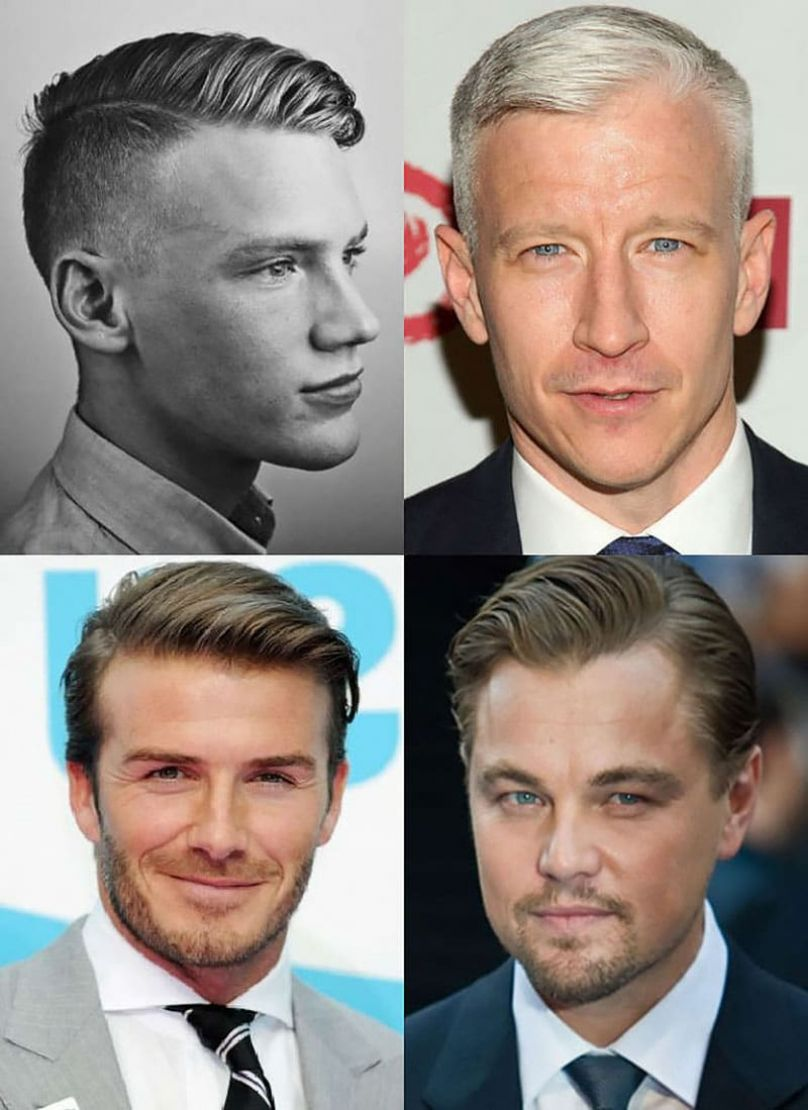 Excellent hairstyles for receding hairline male the latest