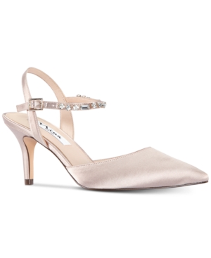 8715ac05b14 Nina Tonya Evening Pumps - Ivory Cream 9M