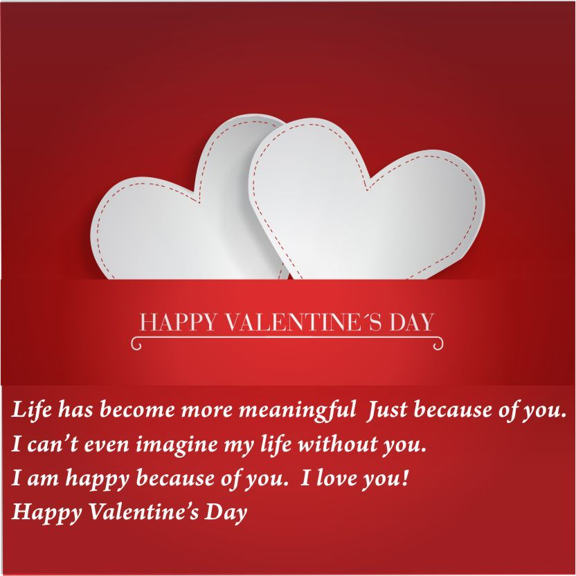 Valentines Day Quotes For Husband With Images Hug2love