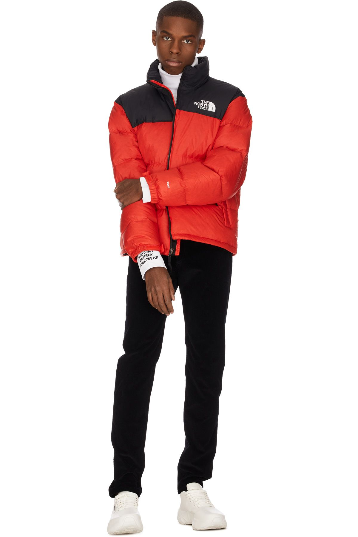 The North Face 1996 Retro Nuptse Jacket Fiery Red 1996 Retro Nuptse Jacket Retro Nuptse Jacket Jackets [ 1800 x 1200 Pixel ]