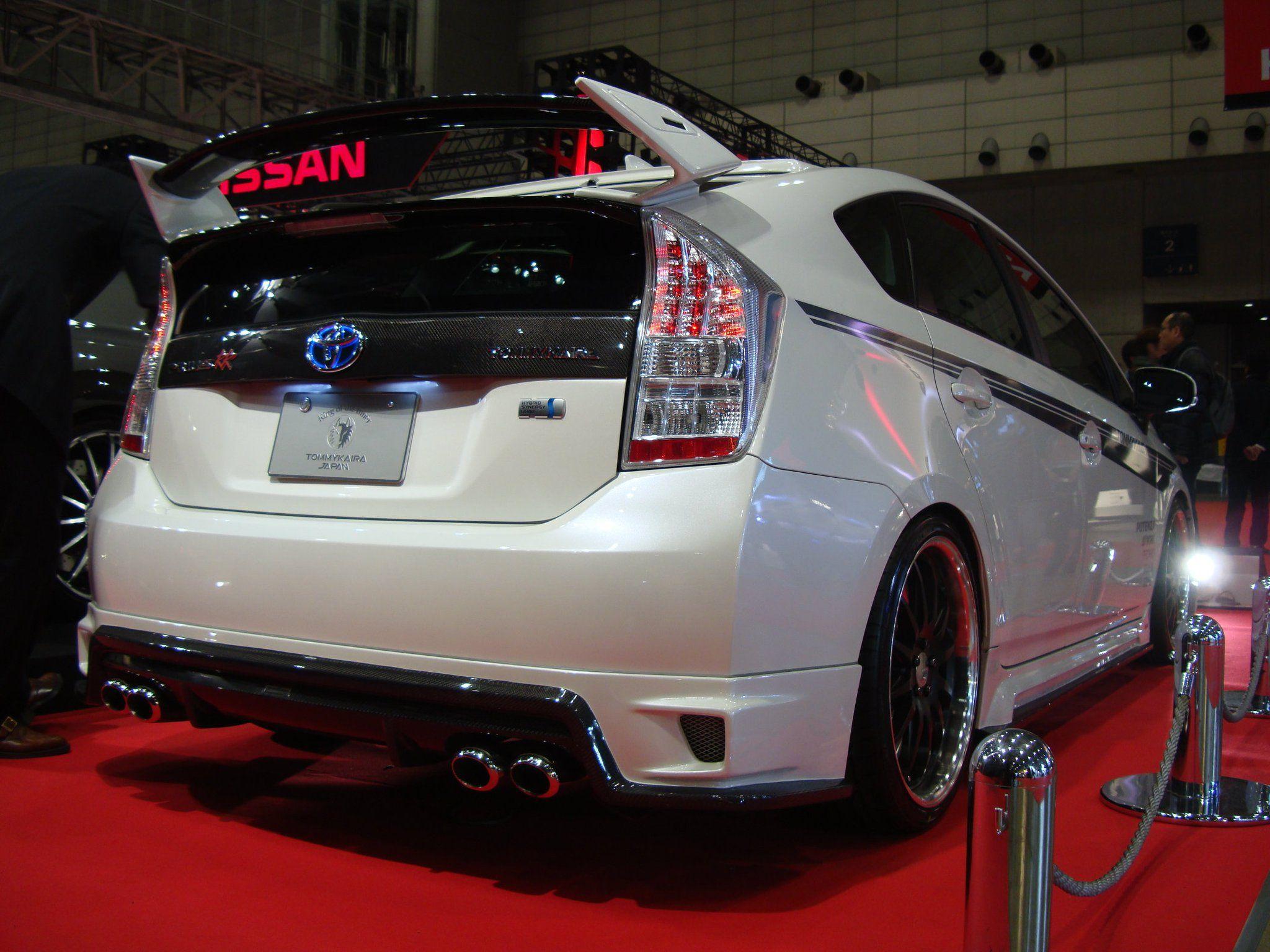 Tommykaira Prius Rr 01 Toyota Prius Luxury Cars Prius
