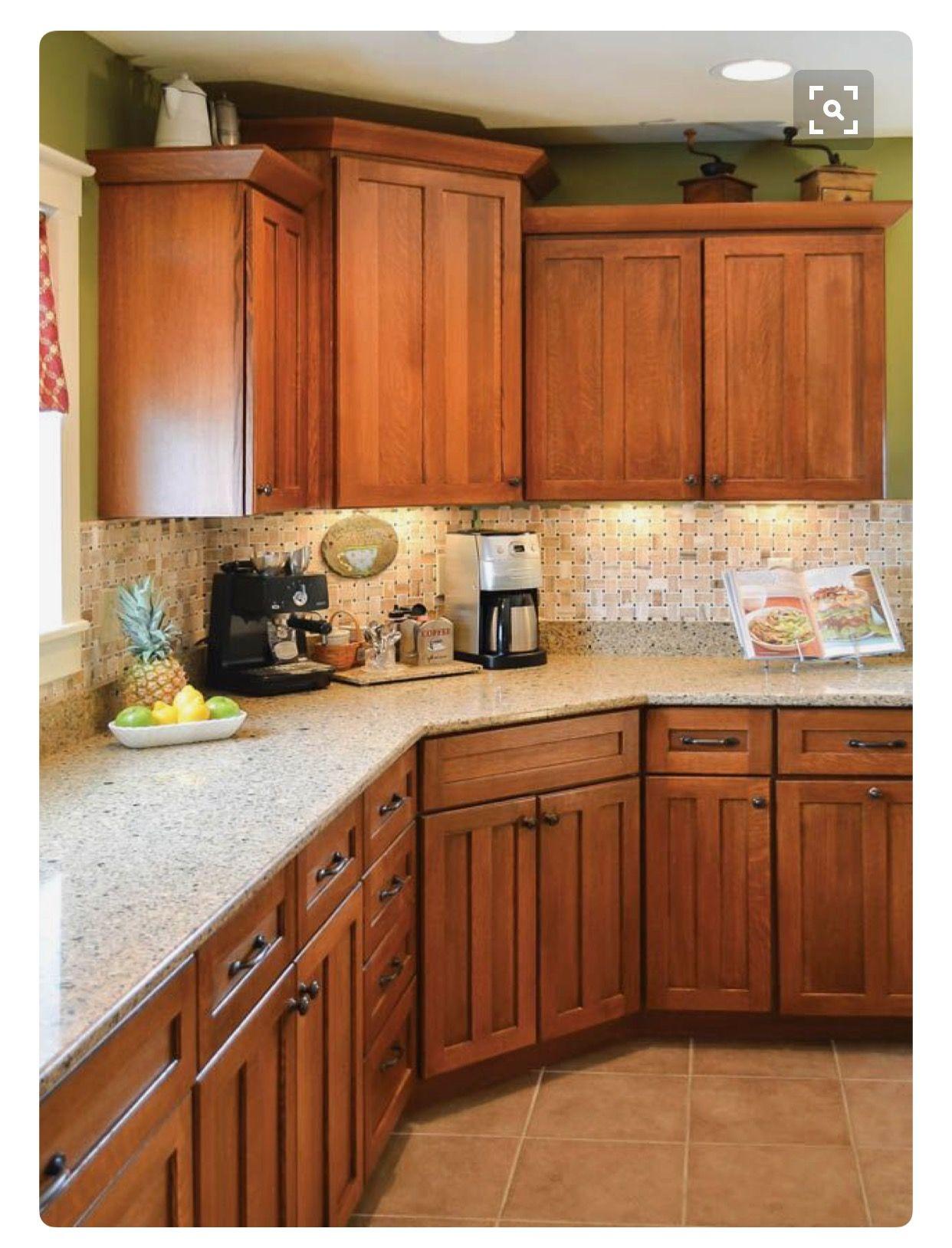I Like This Corner Better Kitchen Renovation Kitchen Remodel Oak Kitchen