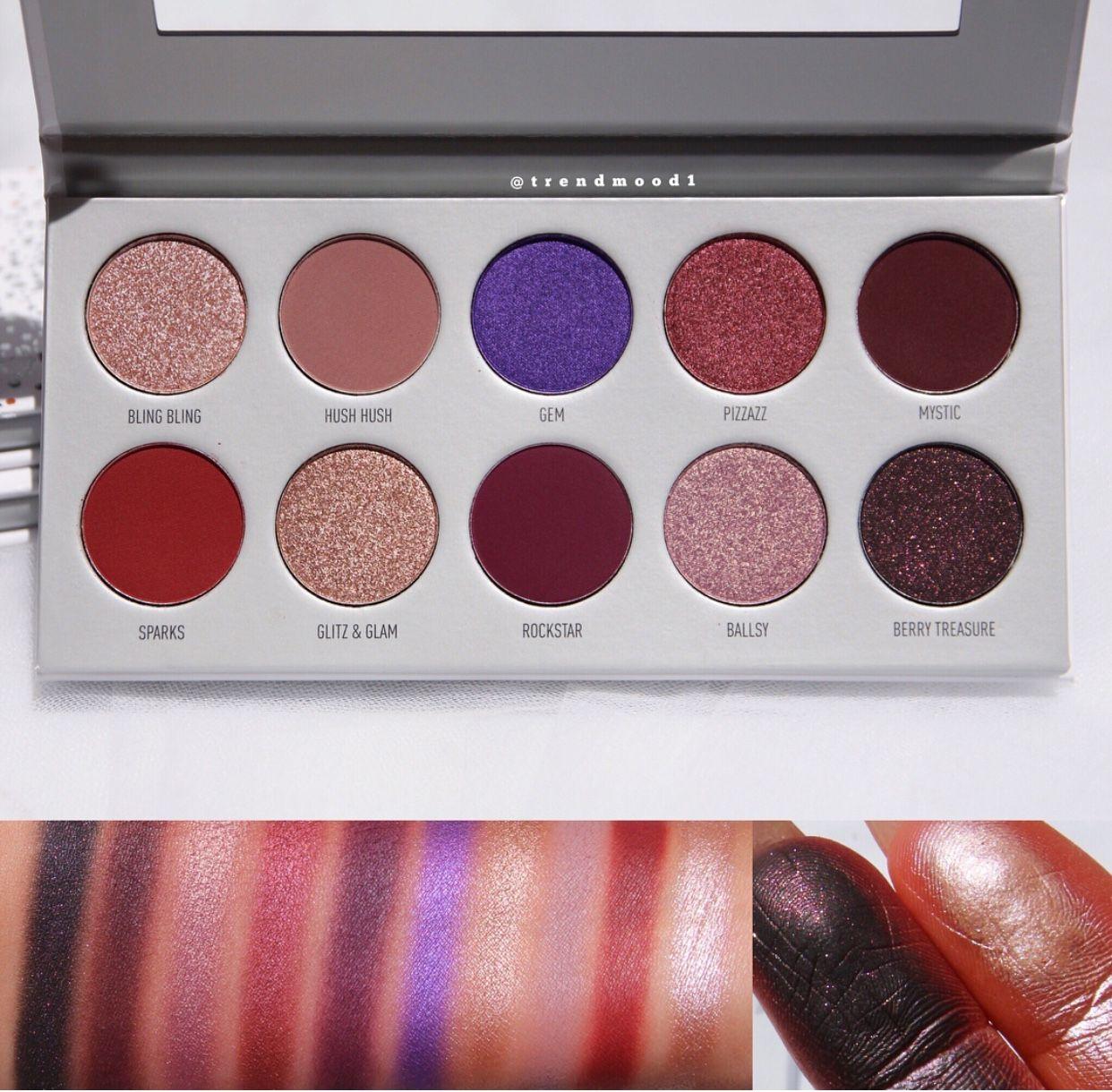 be80acfb50a Jaclyn Hill x Morphe Bling Boss eyeshadow palette | Makeup ...