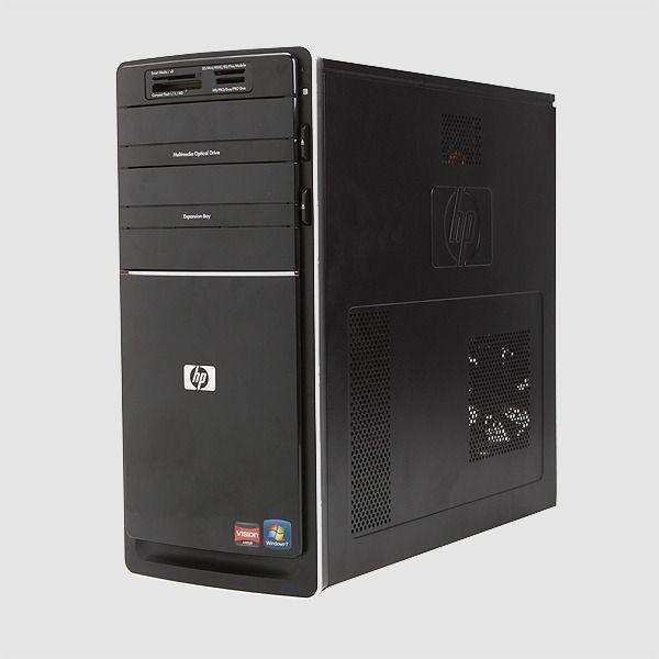 HP Pavilion p6300— Desktop PC