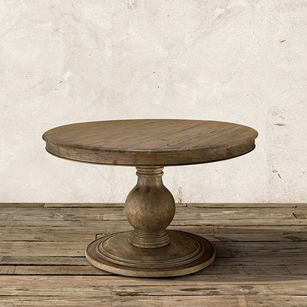 table dining in extension leaf modern pedestal popular stylish free kitchen with round the most wonderful distressed