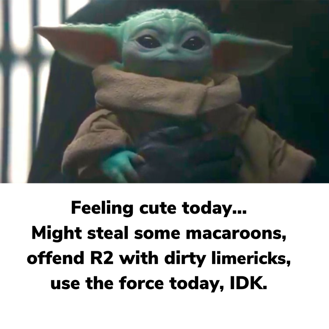 Pin By Dana Coburn On Geek Pics For The Geek In Us All Funny Memes Yoda