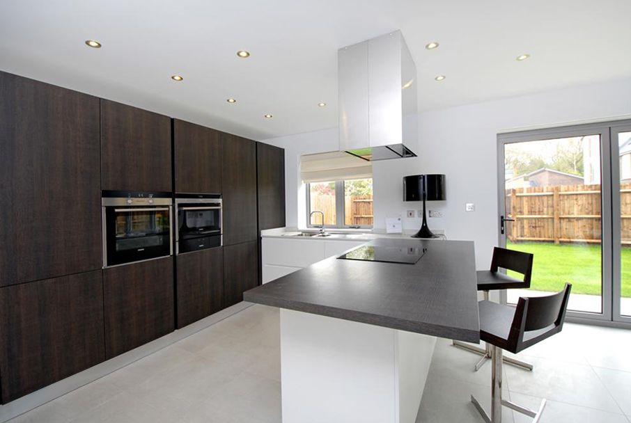 Abitalia | Design Blog   Contemporary Kitchen With Siemens Appliances  Installed In A Show Home In