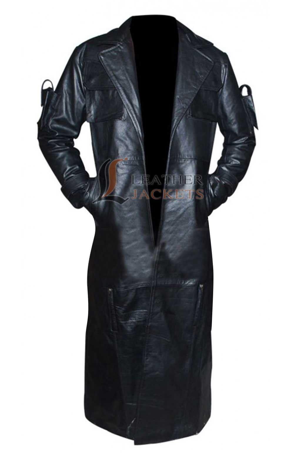 The Punisher Thomas Jane Costume Trench Coat Trench Coat Thomas Jane Coat [ 1538 x 1000 Pixel ]
