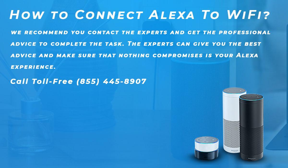 How To Connect Alexa To Wifi Amazon Alexa Devices Alexa Device Wifi