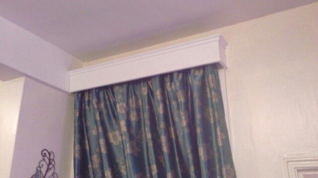 Handmade Curtain Rail Cover Inspiring Ideas Curtains