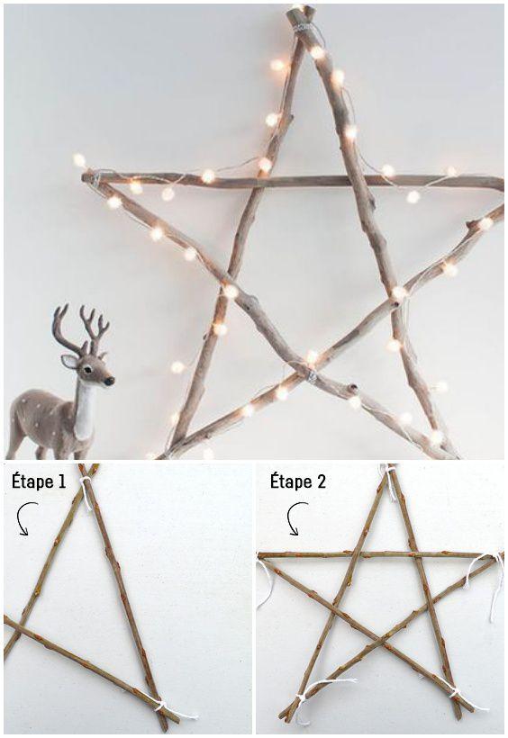 DIY de Noël : 5 objets originaux en bois à fabriquer - Rhinov