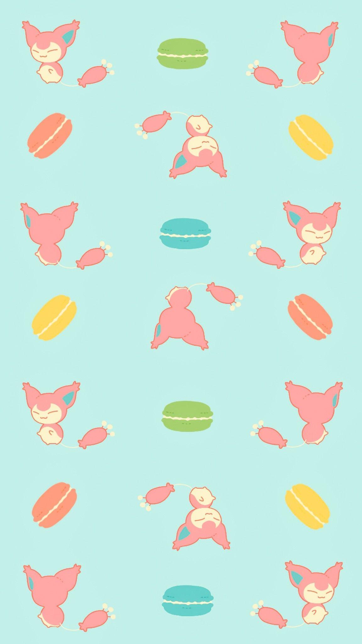 Pin By Aekkalisa On Pokemon Wpp Cute Pokemon Wallpaper Pokemon Pokemon Wallpapers