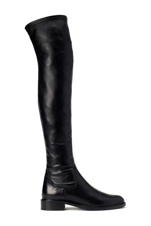 Handle spring showers like a pro with these rain boots disguised as chic over-the-knee boots from Aquatalia Gisele.