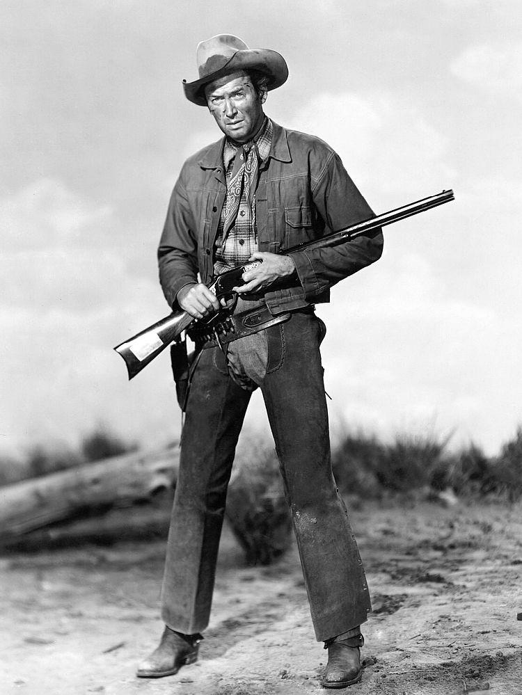 jimmy stewart westerns - 750×999