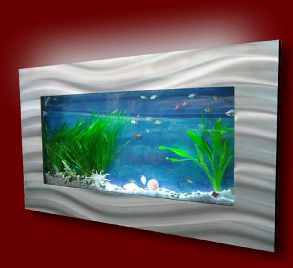 You'll love to add this awesome wall mounted aquarium to a favourite space in your place and the price is beyond affordable!