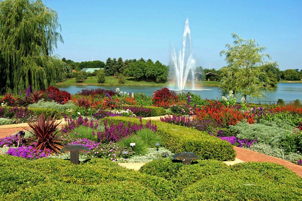 Chicago Botanic Garden and Rare Plants! Pinned by