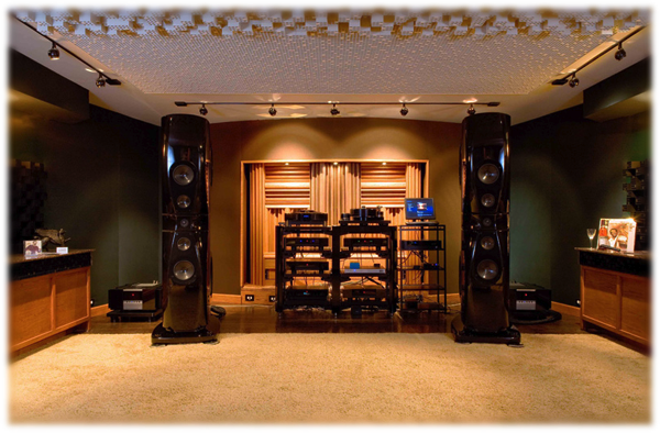 Beautiful Listening Room Pics With Treatment Page 2
