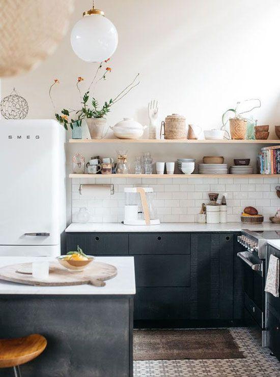 Donner du style votre cuisine avec un frigo smeg cuisines frigo smeg tag re cuisine et - Cuisine a donner ...