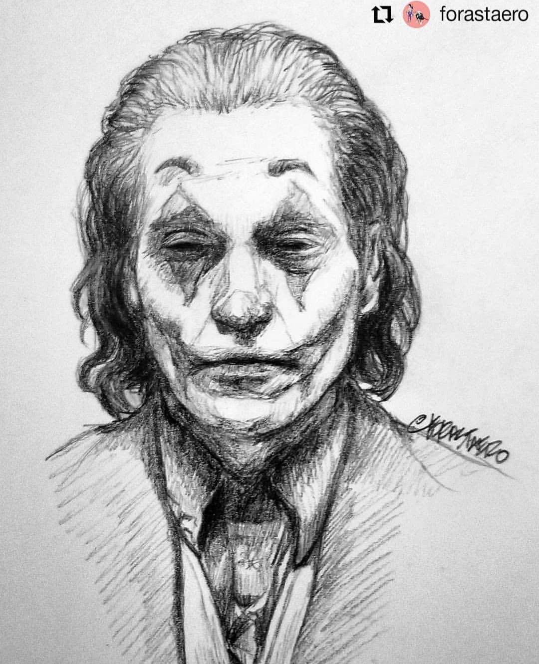 Joker Jokermovie Joker2019 Joker Art Drawing Joker Drawings