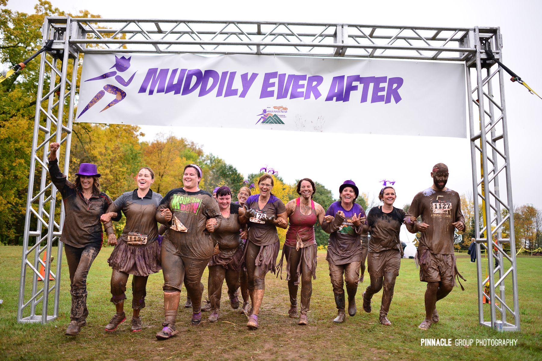 Register today! Warrior Princess Mud Run 2014 - 10-04-2014
