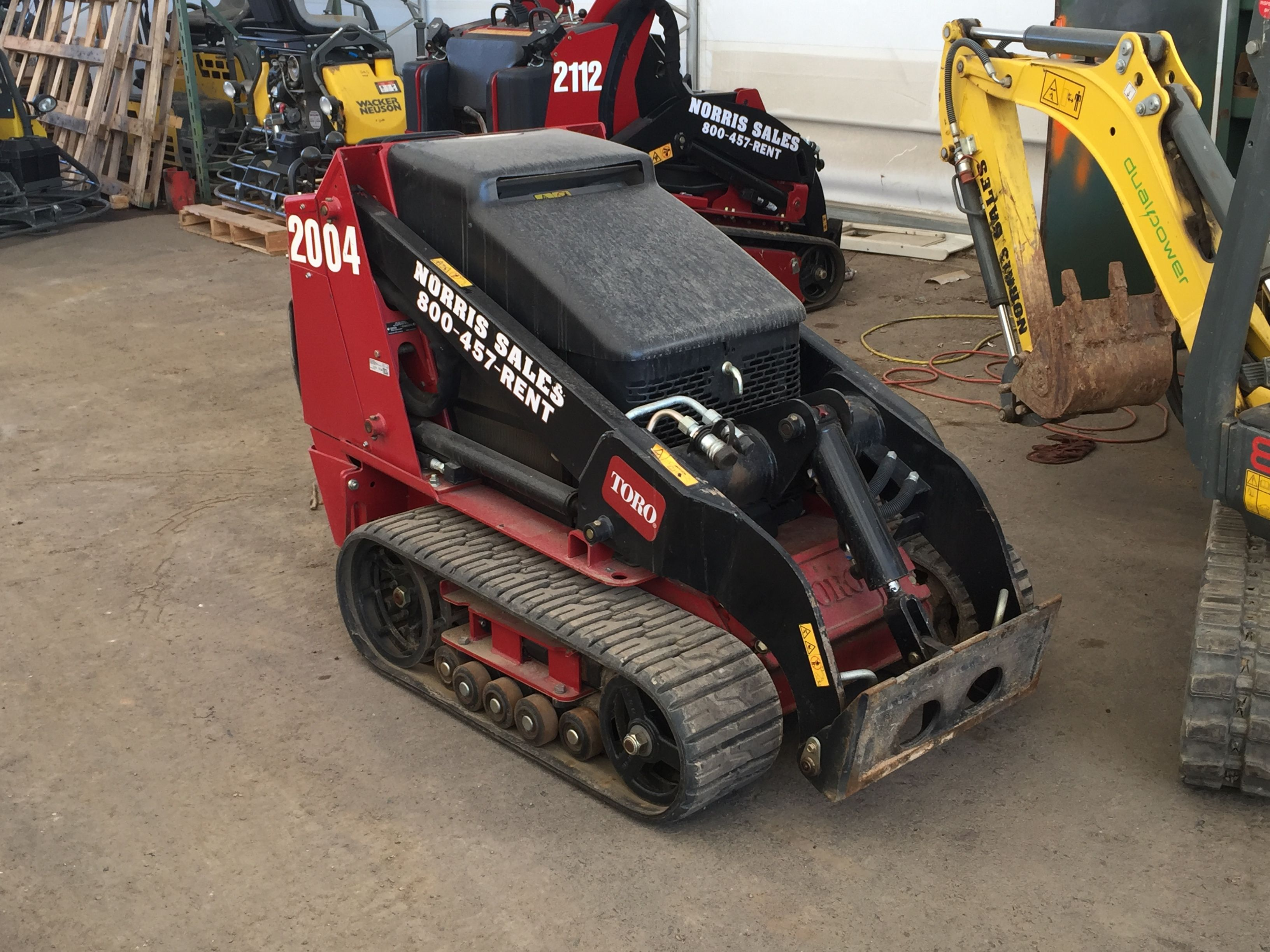 Rent Or Buy Any Toto Toro Dingo Equipment And Accessories From Norris Sales That You Need Traktor