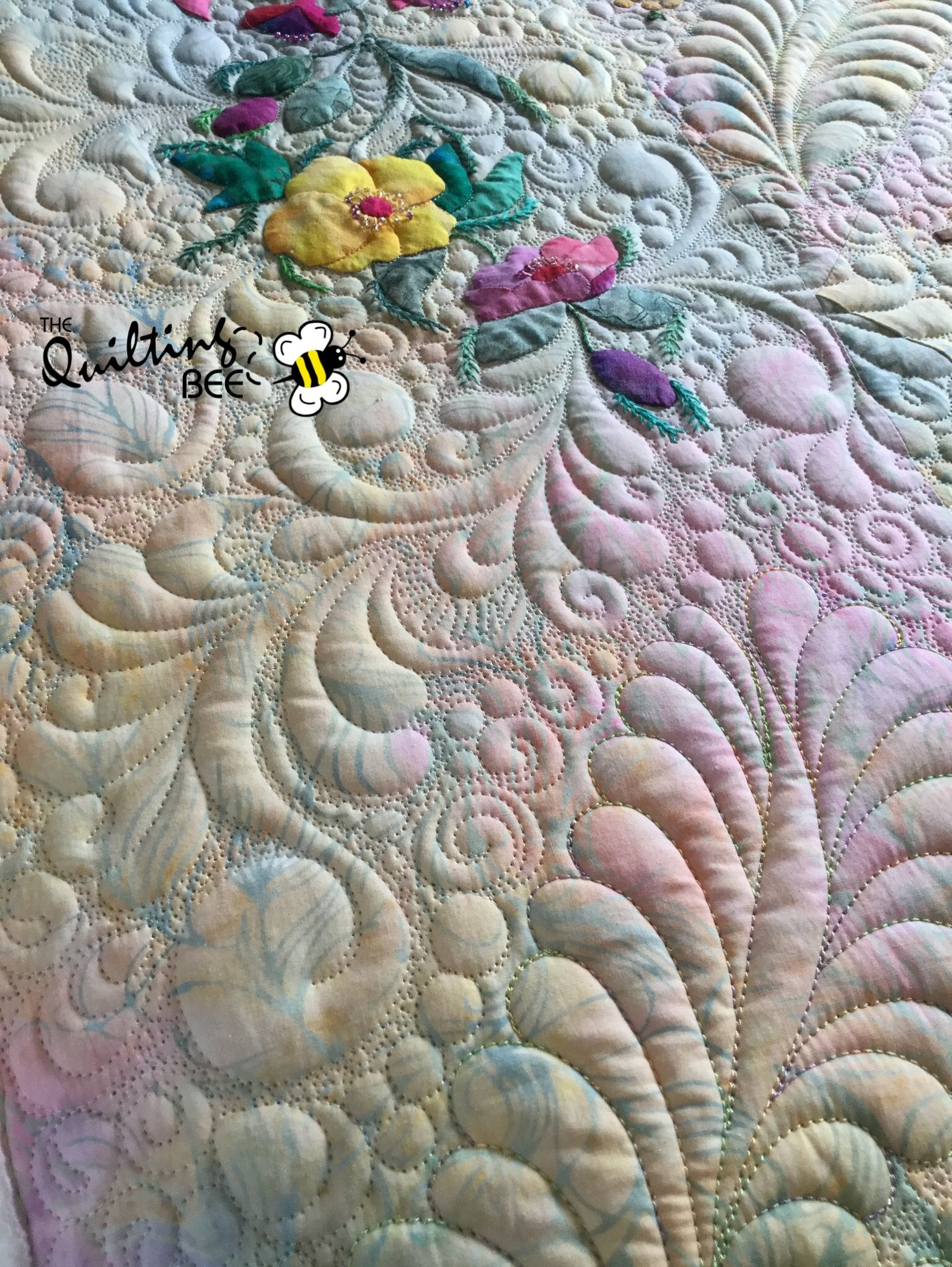 Quilt Top By Elaine Neumann Custom Quilting By Kelly Corfe The