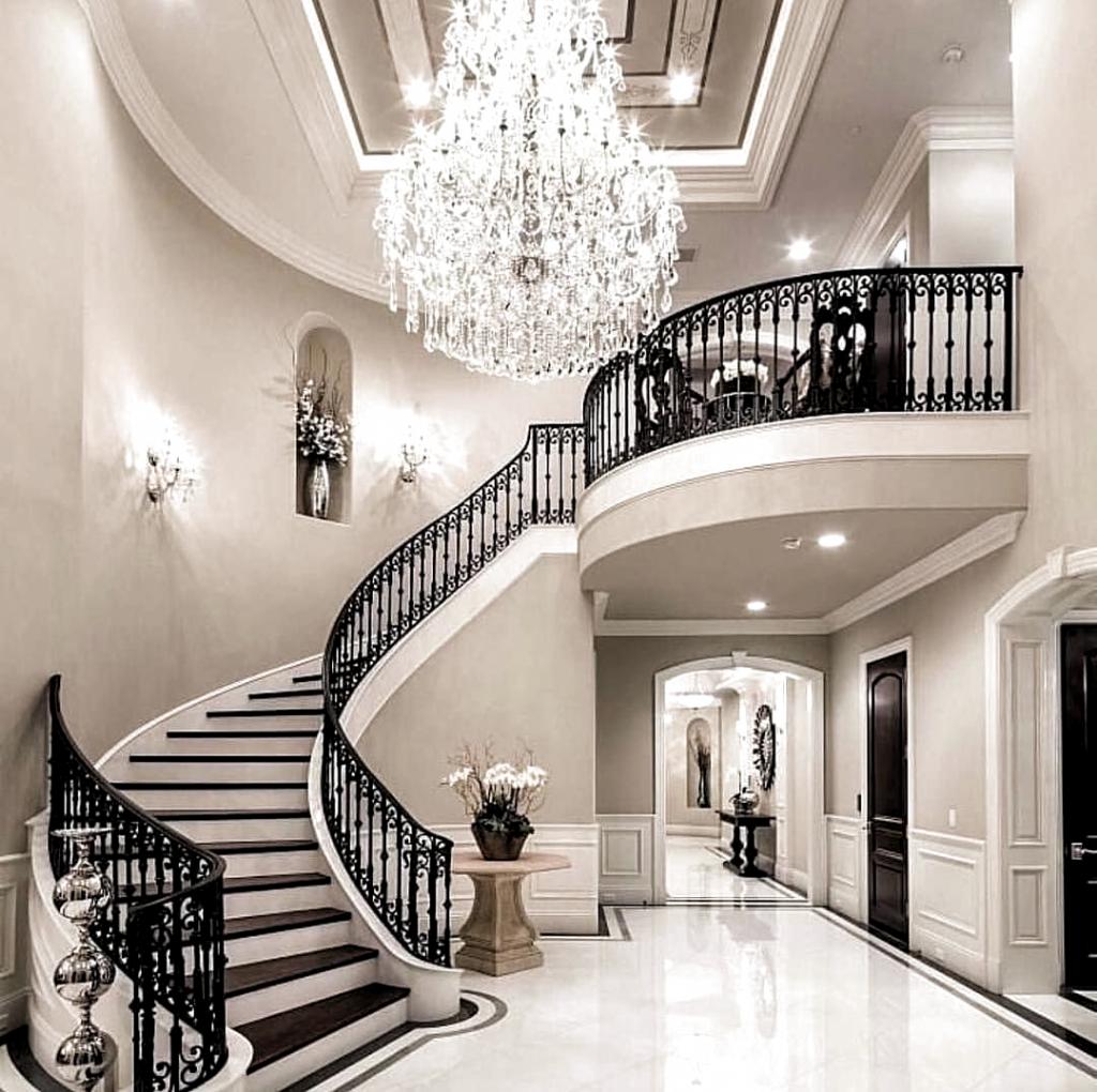 42+ Decoraciones lujosas para casas trends