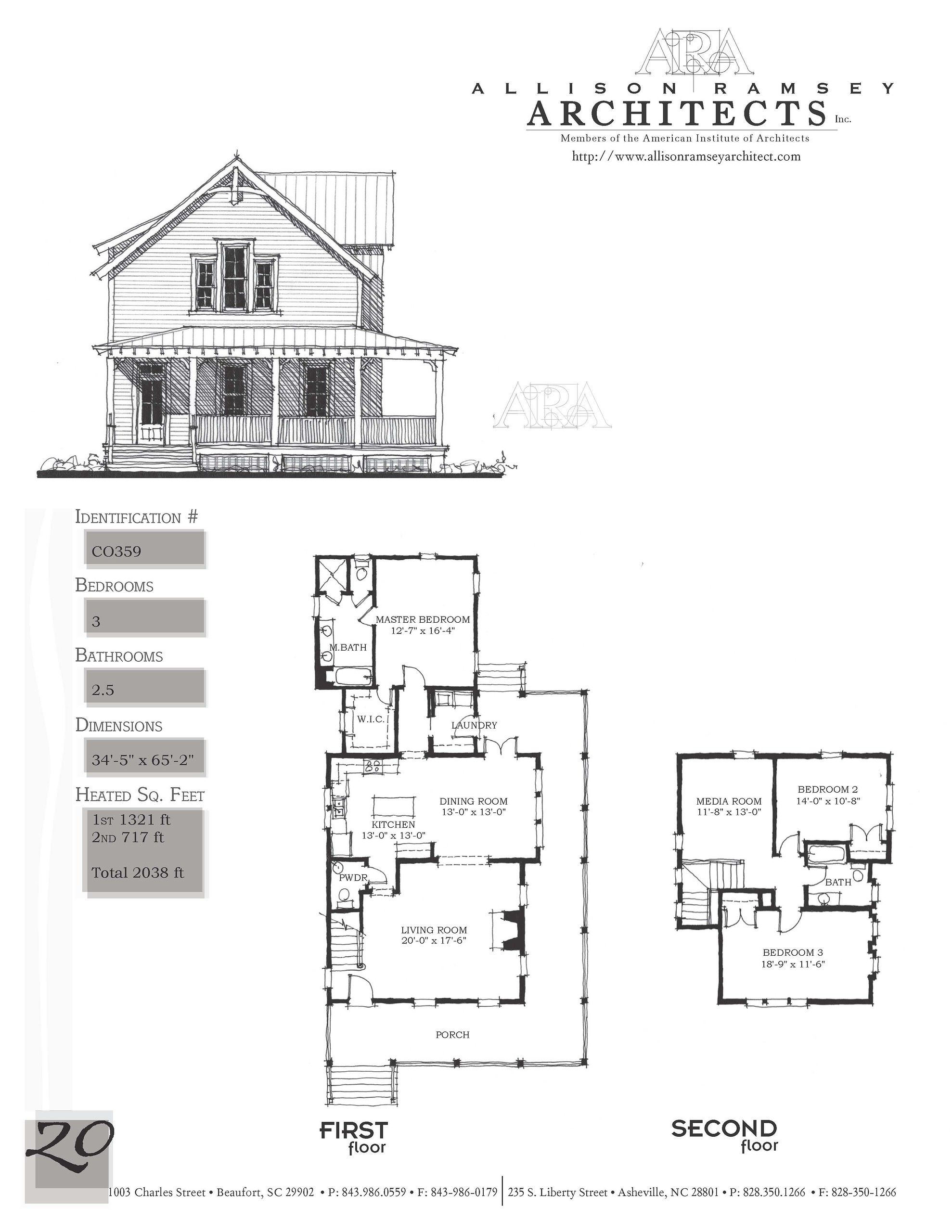 this plan is 2038 heated square feet 3 bedrooms 2 1 2 bathrooms