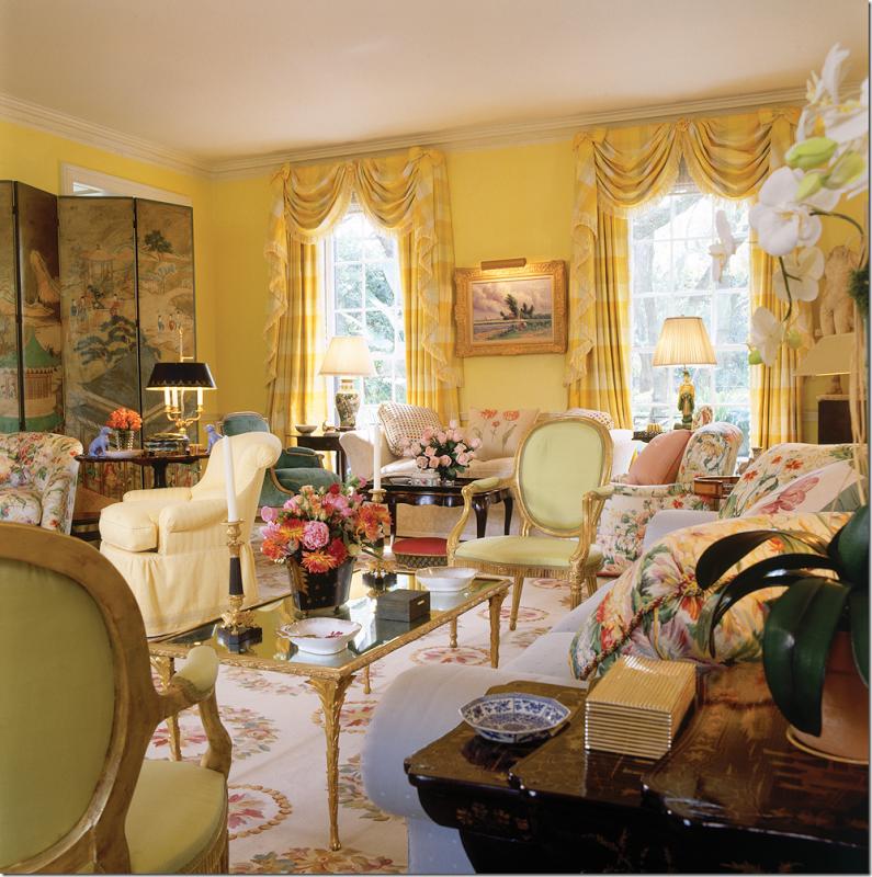 Image mario buatta victorian decoracion pinterest - Salon de estar decoracion ...