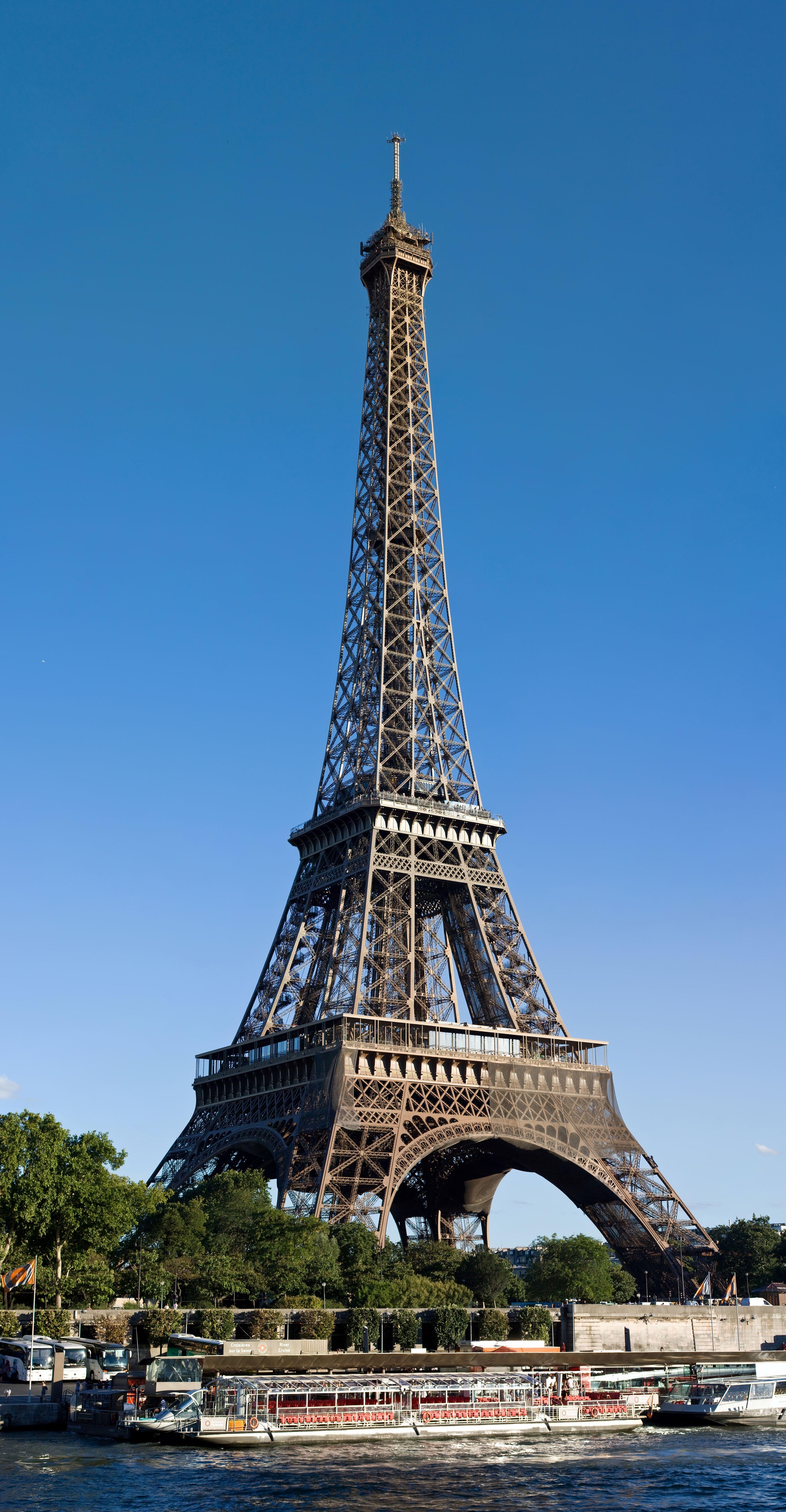 Torre Eiffel Fonte Wikipedia Em Alemao Tour Eiffel Eiffel Tower Tour Eiffel Tower
