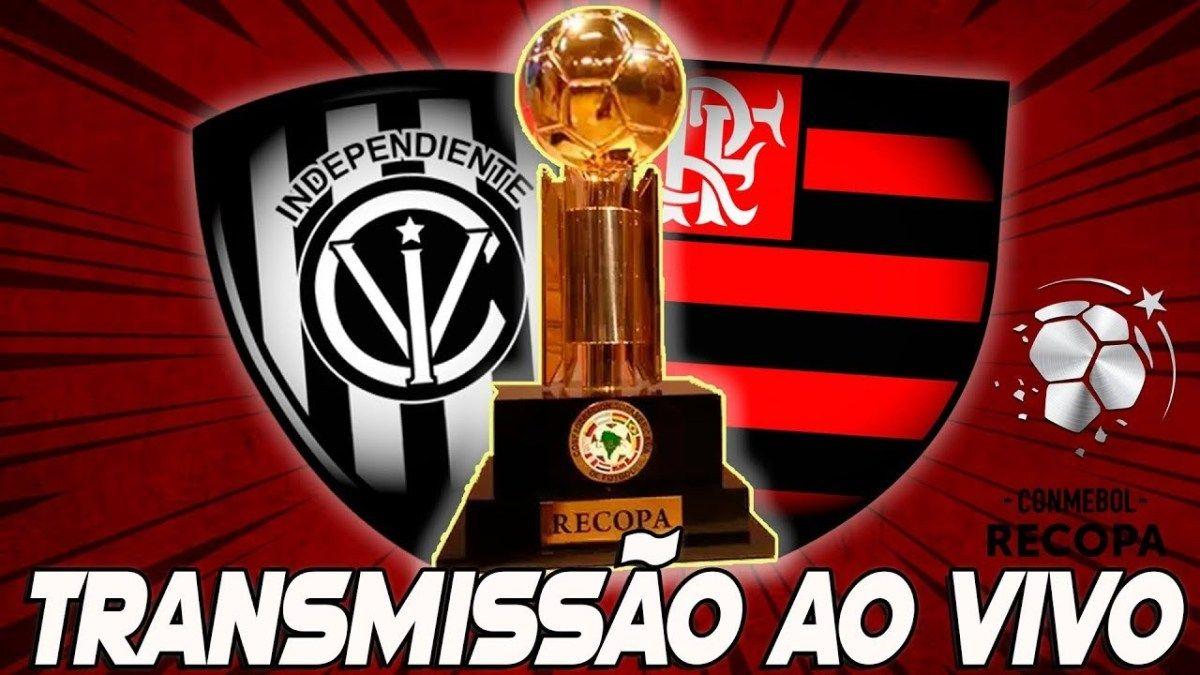 Pin em Flamengo ao vivo