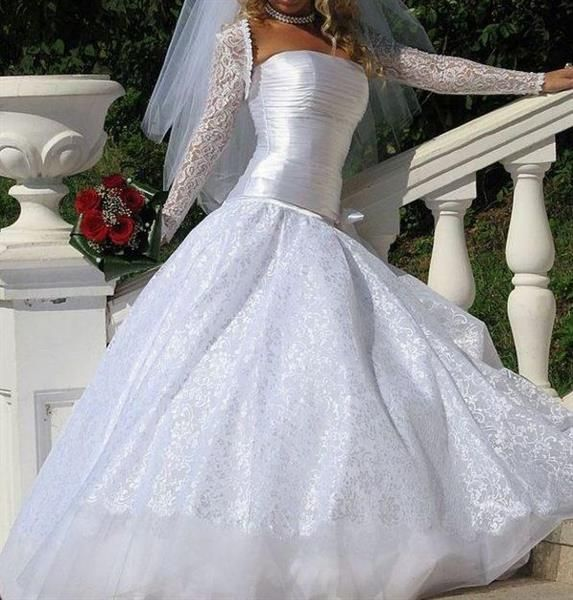 Горный хрусталь платья