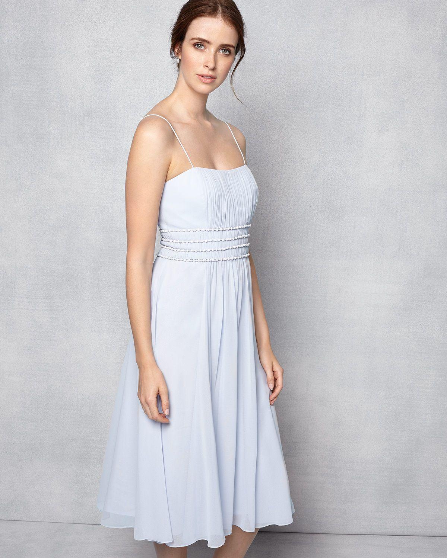 Park Art My WordPress Blog_Beaded Bridesmaid Dresses Dusty Blue