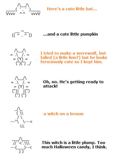 Funny Keystroke Pictures : funny, keystroke, pictures, Halloween, Keyboard, Characters, Symbols,, Funny, Symbols