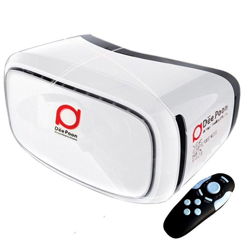 Virglass V2 3d Vr Headset Virtual Reality Helmet 3d Video Glasses