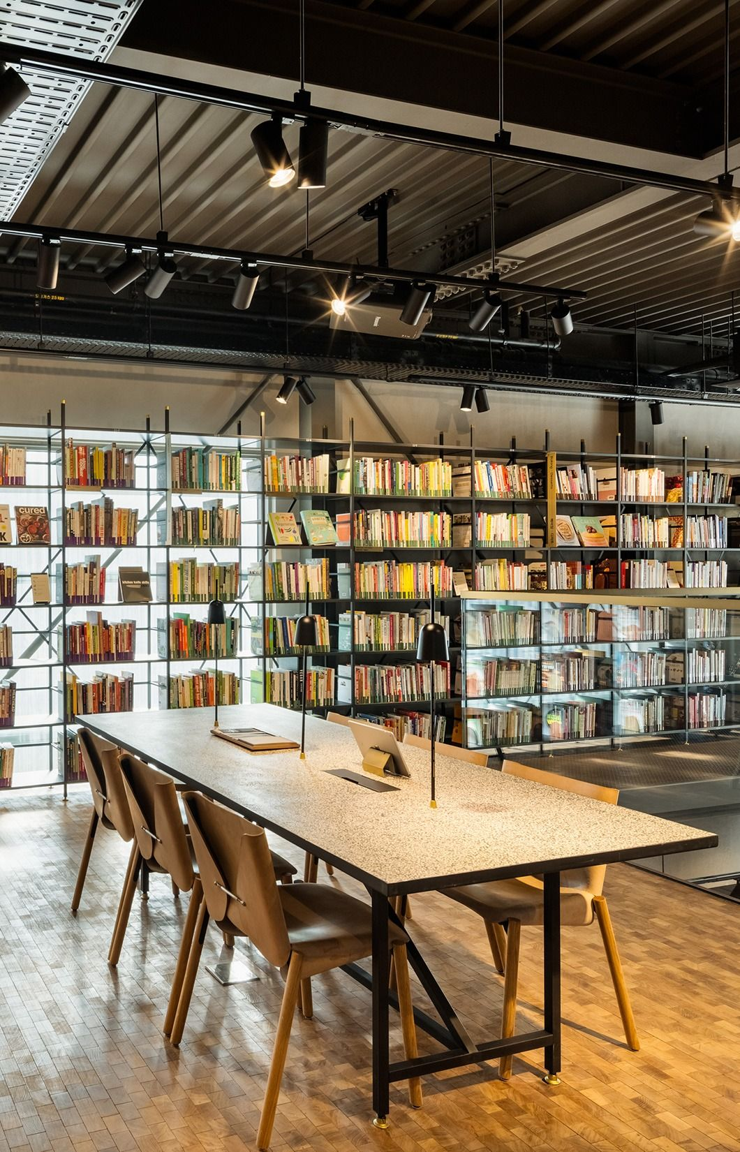 Inside A Shrine To Cooking The Hyundai Library About Spencer Thorpe