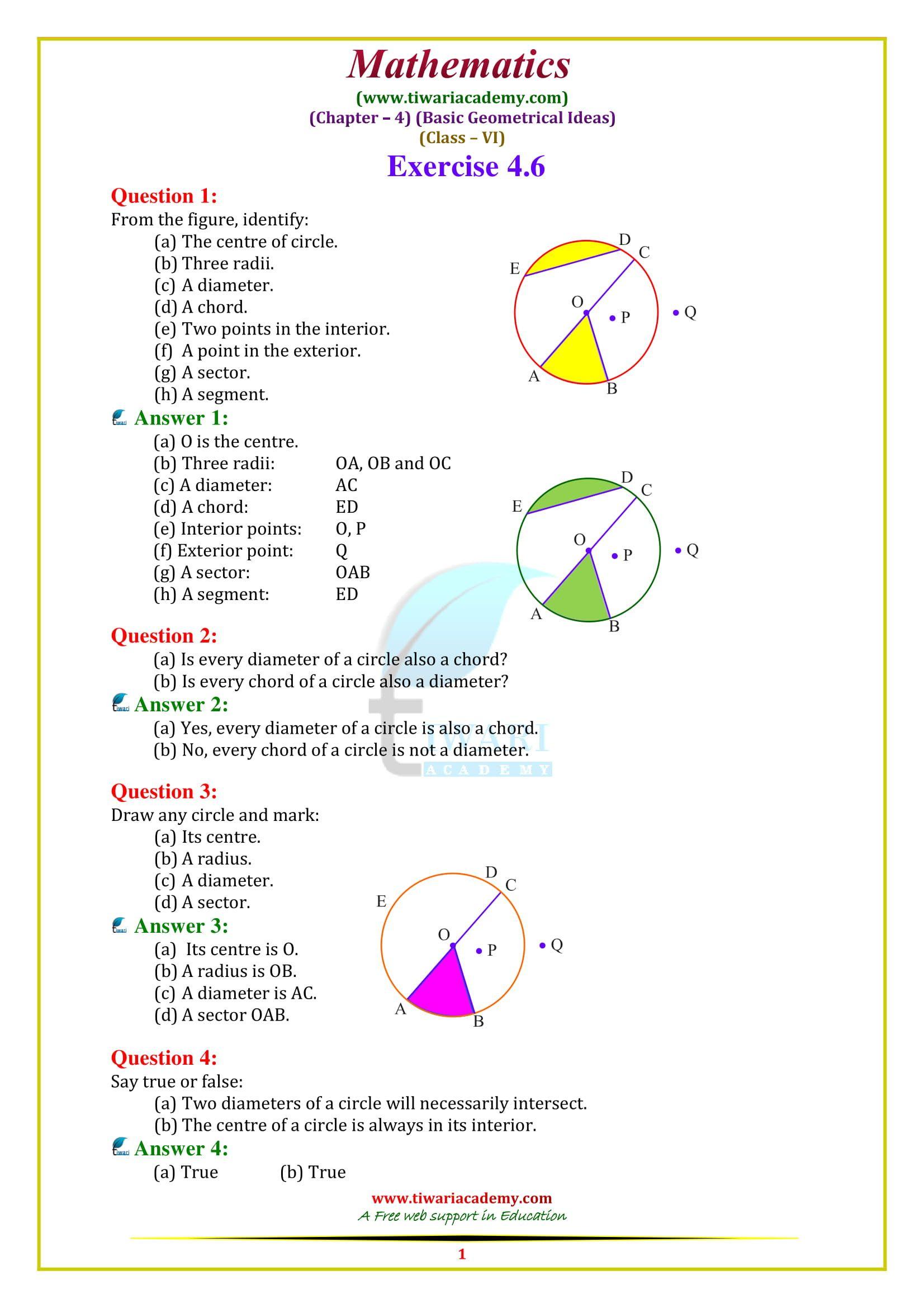 13 Class 6 Maths Chapter 1 Worksheet Edea Smith