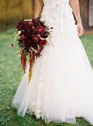 Vermont Wedding from Jose Villa | Style Me Pretty