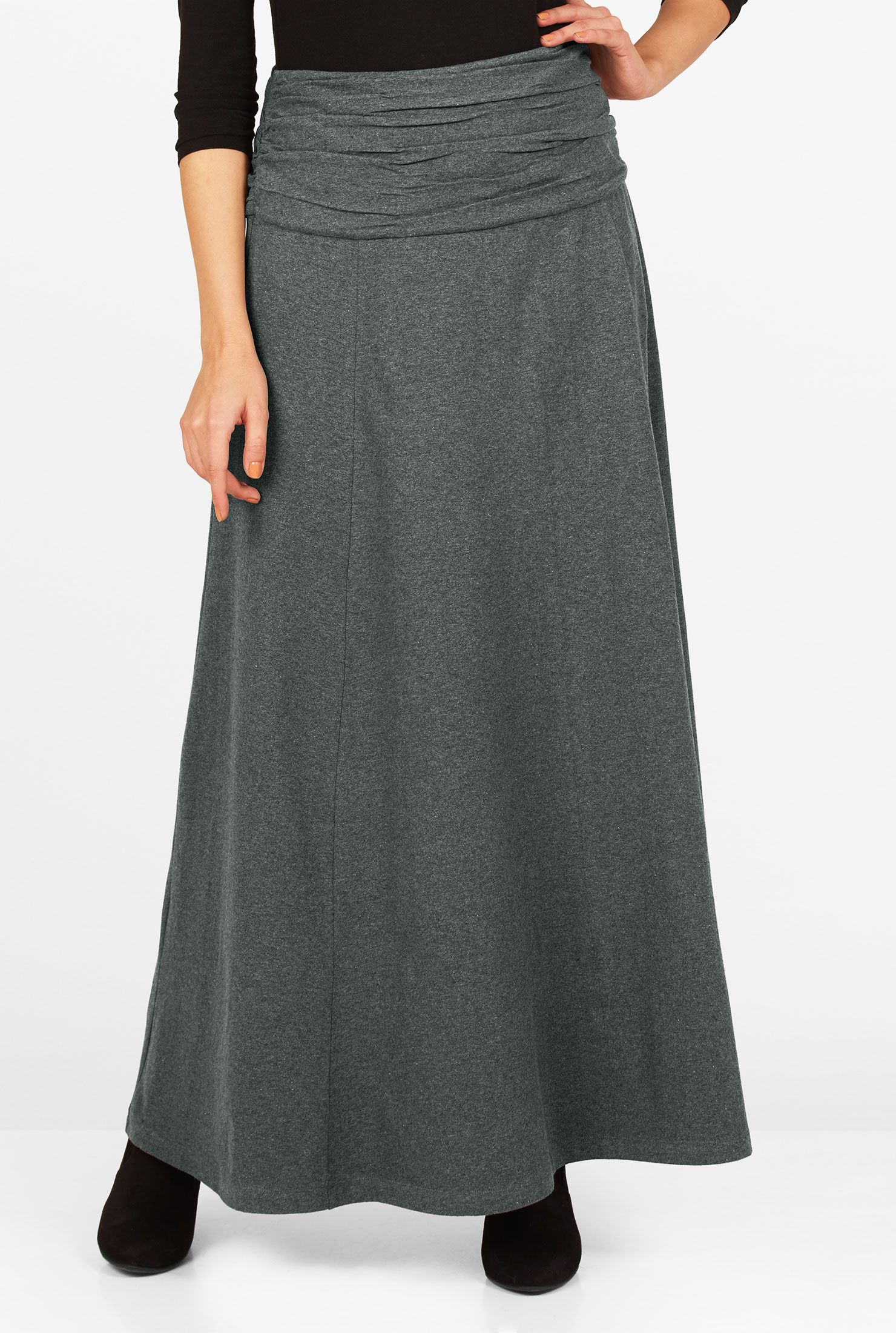 To acquire How to jersey a wear knit skirt picture trends