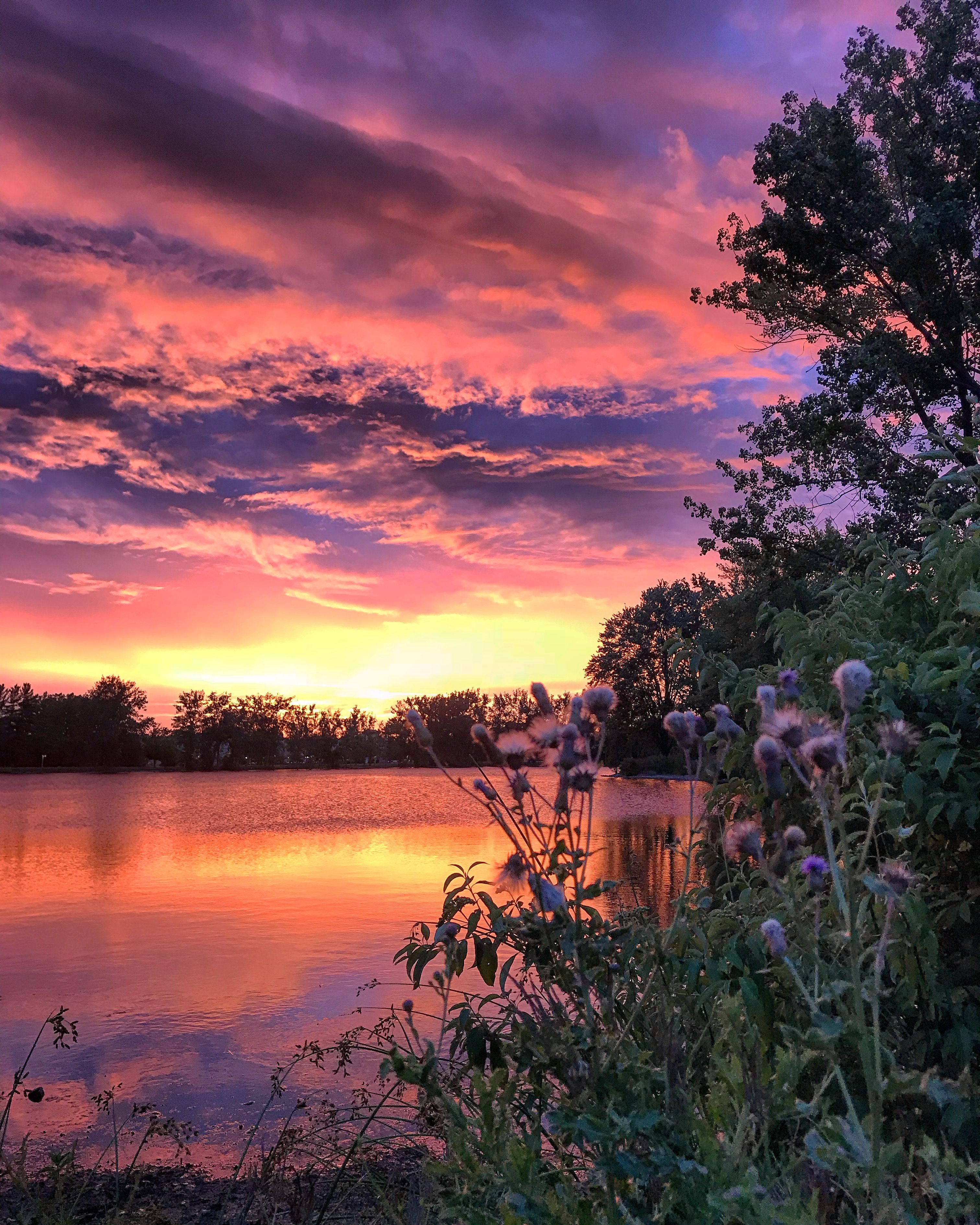 Stunning Sunset In Upstate New York In Late July Landscape Photography Fine Art Landscape Photography Nature Photography