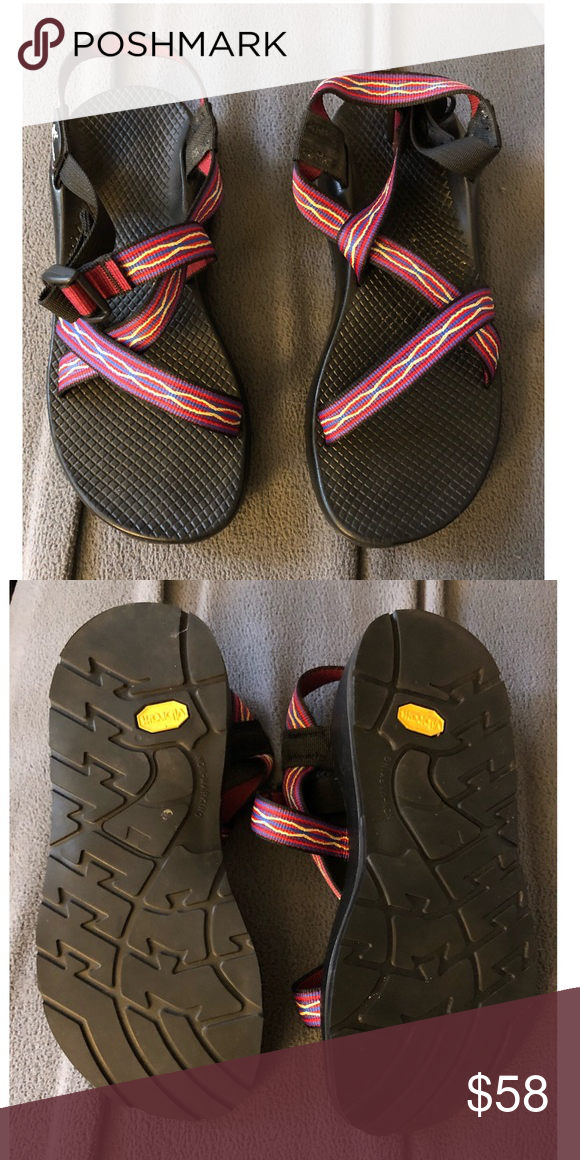 eb62fef73 Practically brand new Super cute Chaco s in amazing condition. Extremely  comfortable of course. Worn at MOST three times. Selling simply because  this girl ...
