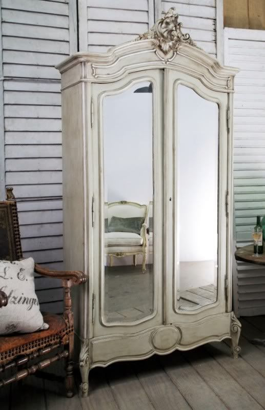 vintage french armoire furniture decorations home decor french rh pinterest com