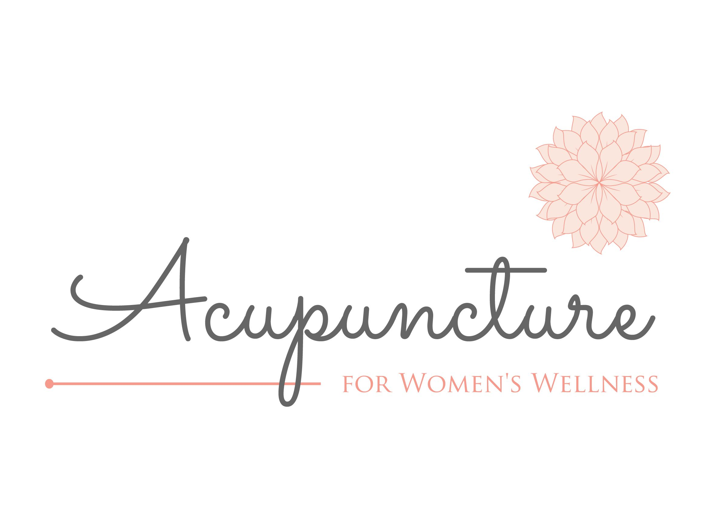 Acupuncture Logo With Blossom Google Search Future Practice