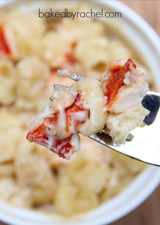 Healthy lobster pasta recipes