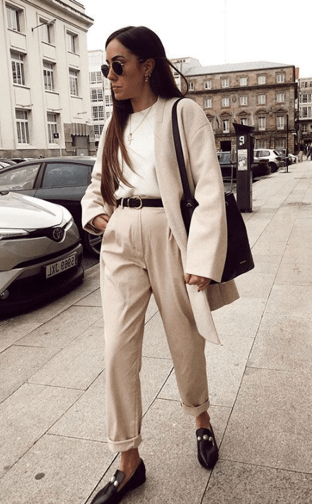 15 Classy and Elegant Spring Women Work Outfits In
