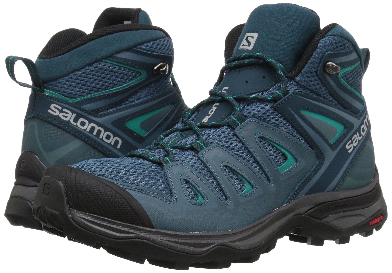 Salomon Womens X Ultra Mid 3 Aero W Trail Running Shoe