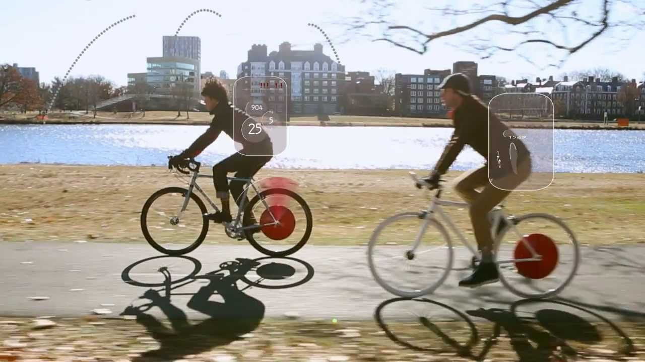 The Copenhagen Wheel Mit S Senseable City Lab Has Quite