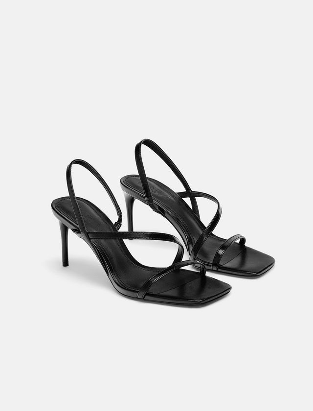 c6ed469ca07 The 42 Things You Have to Buy From Zara, Shopbop, and Net-a-Porter Right  Now (WhoWhatWear.com) | Core Elements | Shoes, Strappy sandals heels, ...
