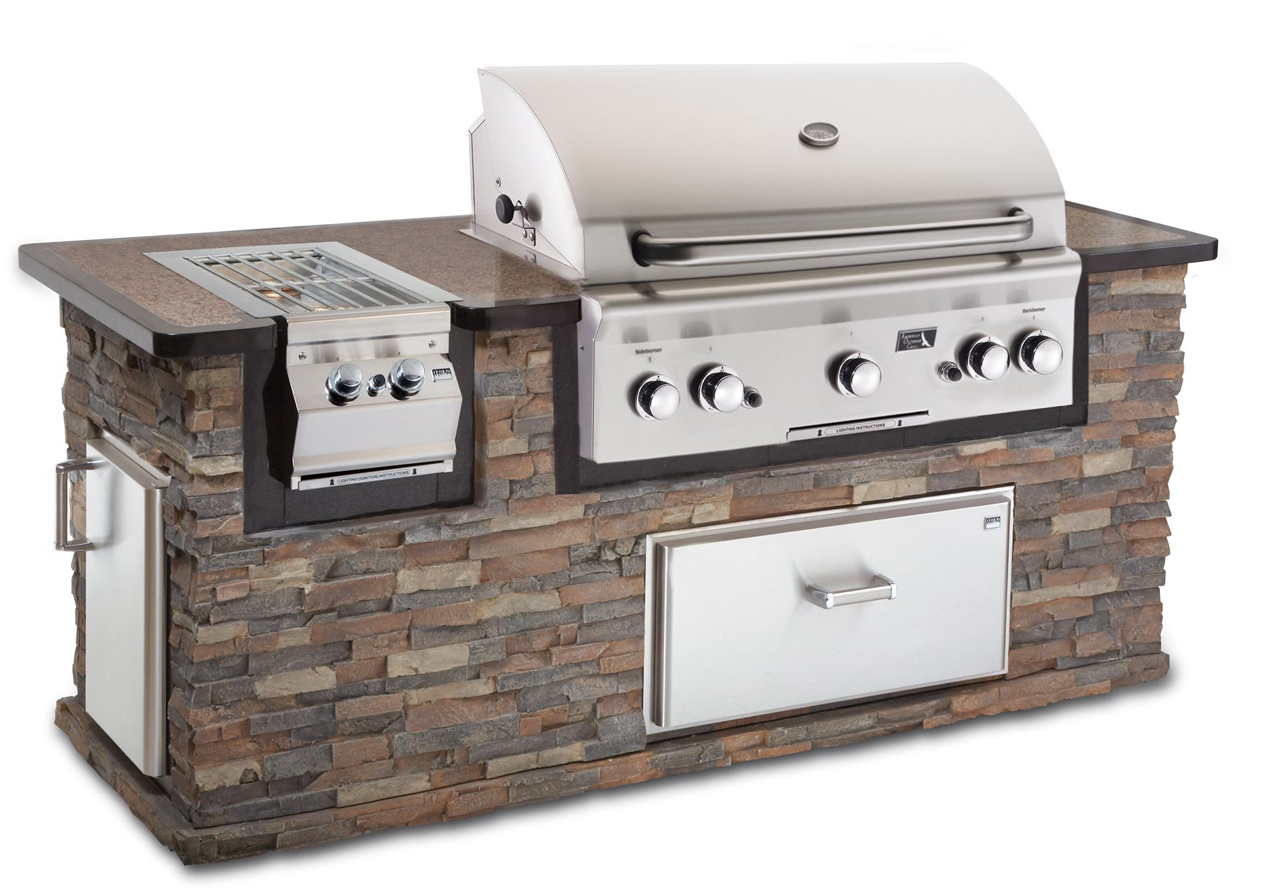 Outdoor Kitchens and Grills Quality Outdoor Kitchens